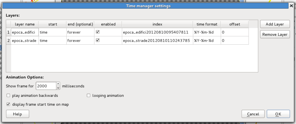 QGIS | time manager (3/5)